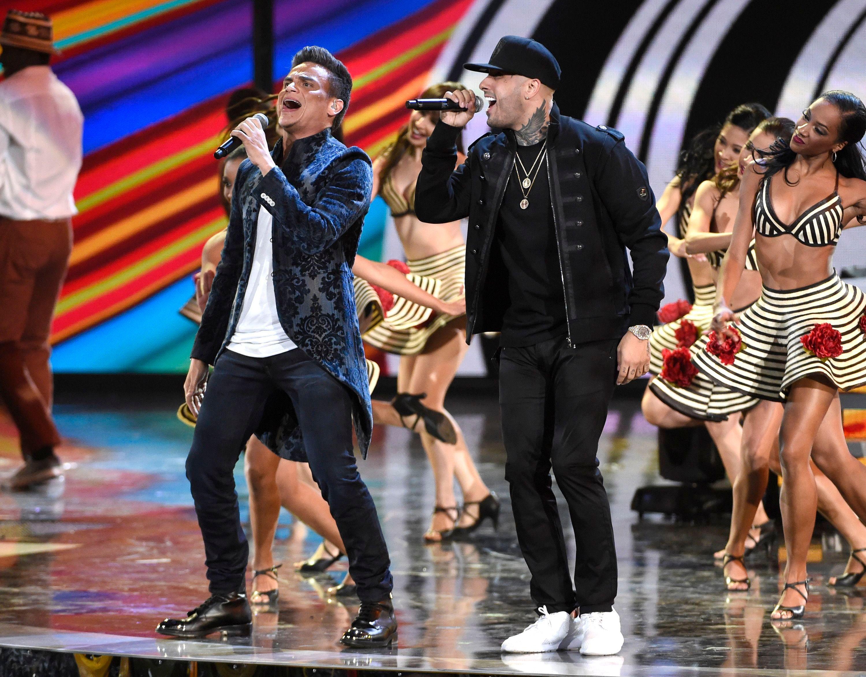 2015 Latin Grammys - Show, Las Vegas, USA - 19 Nov 2015