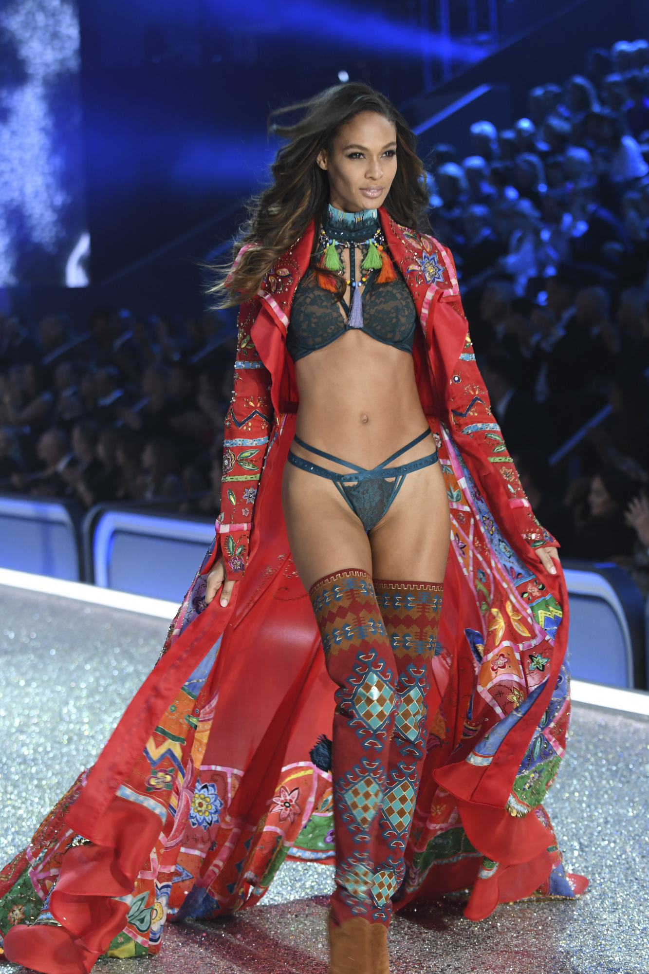 Joan Smalls, Victoria's Secret