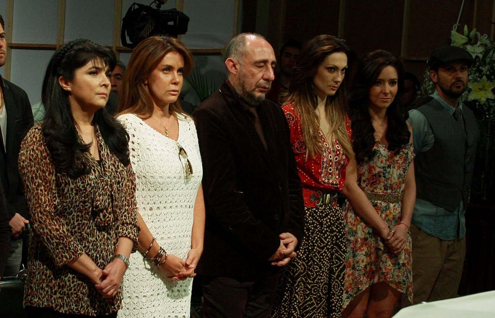 La Malquerida Begins Filming in Mexico City