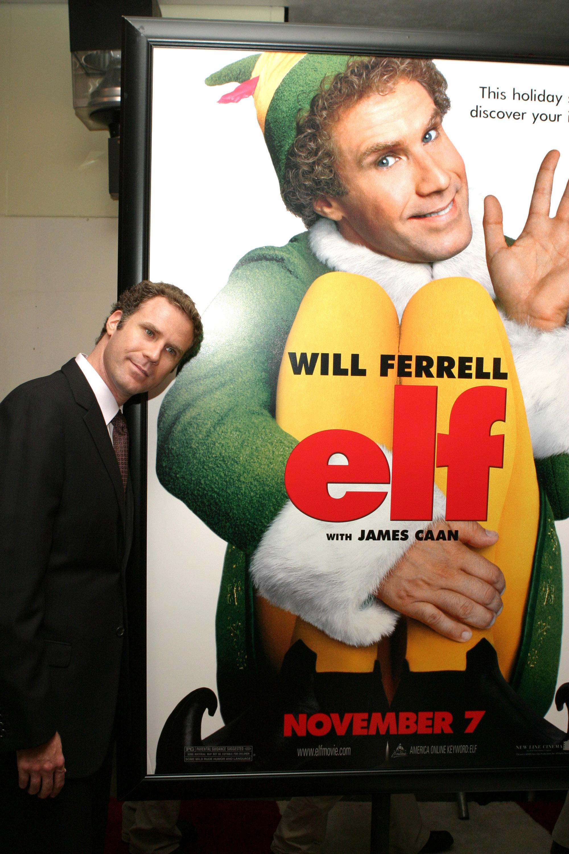 Elf New York City Premiere