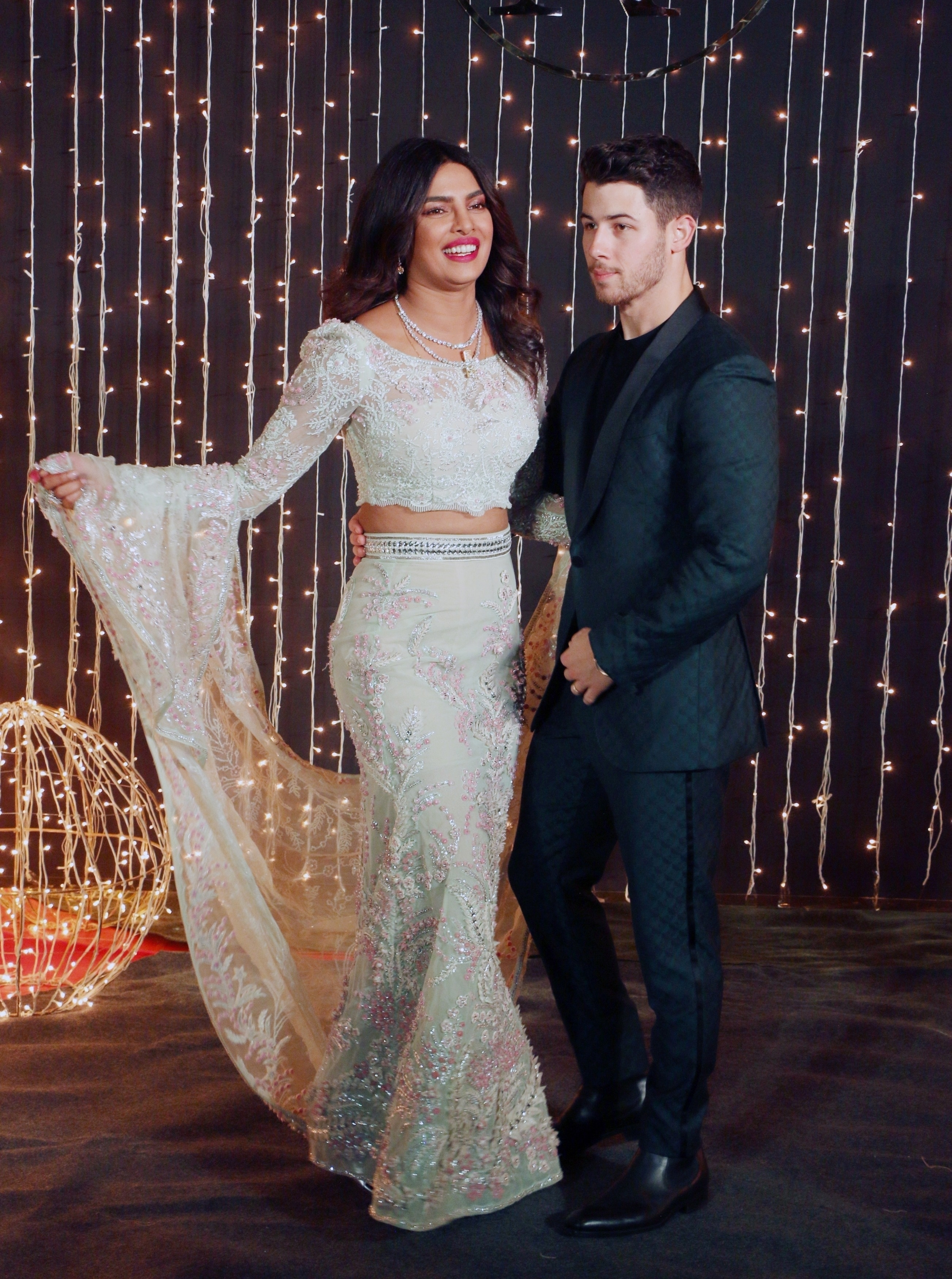 Nick Jonas, Priyaka Chopra