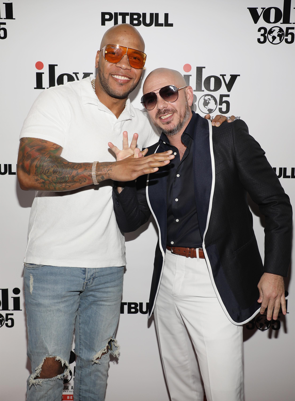 Flo Rida Pitbull