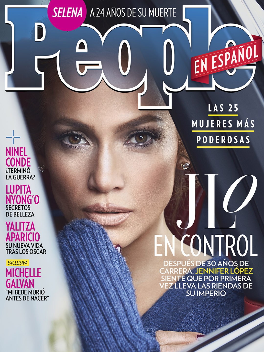 Jennifer Lopez - People En Español - April 2019 Cover