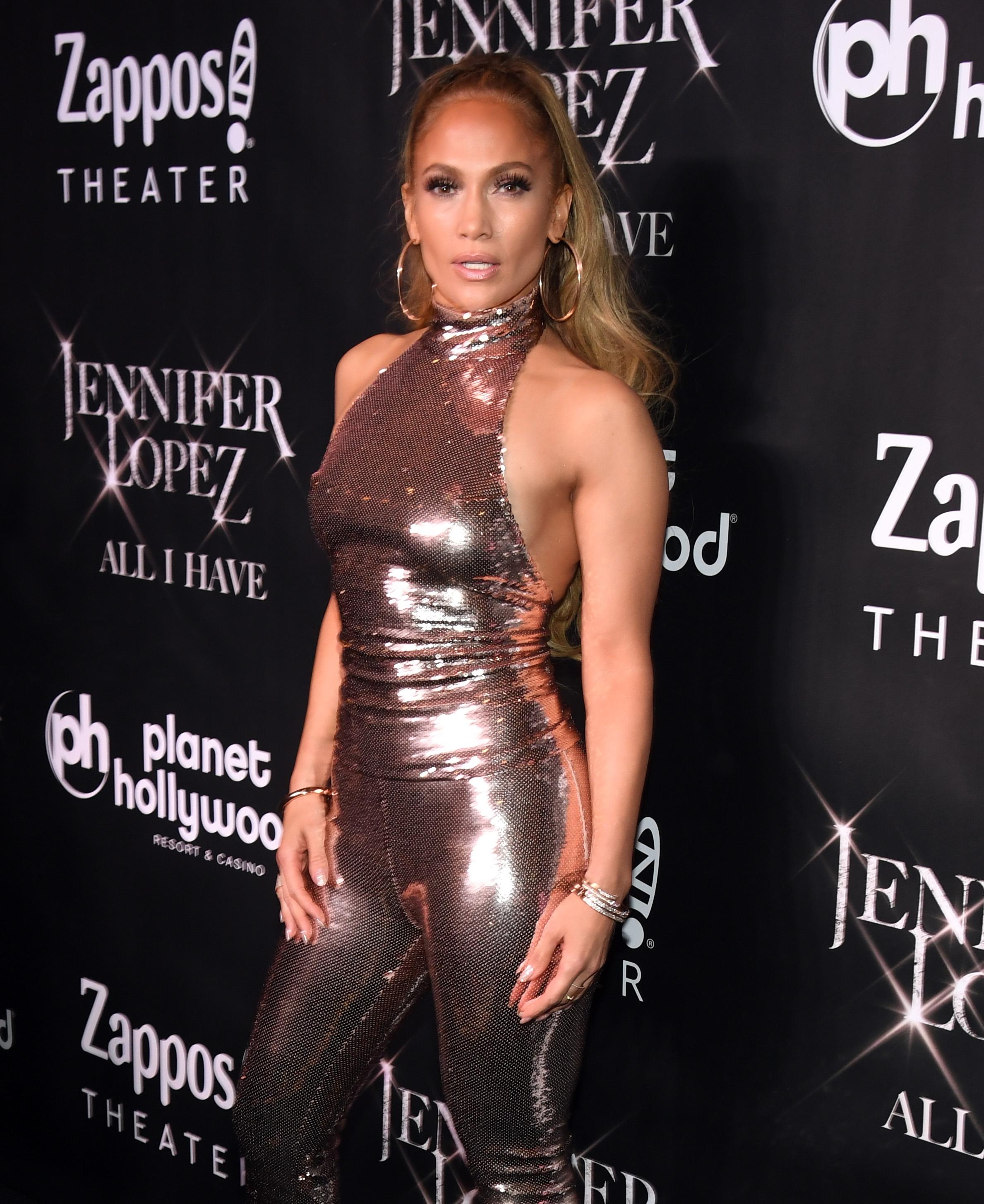 JLo, Jennifer López, Las Vegas,