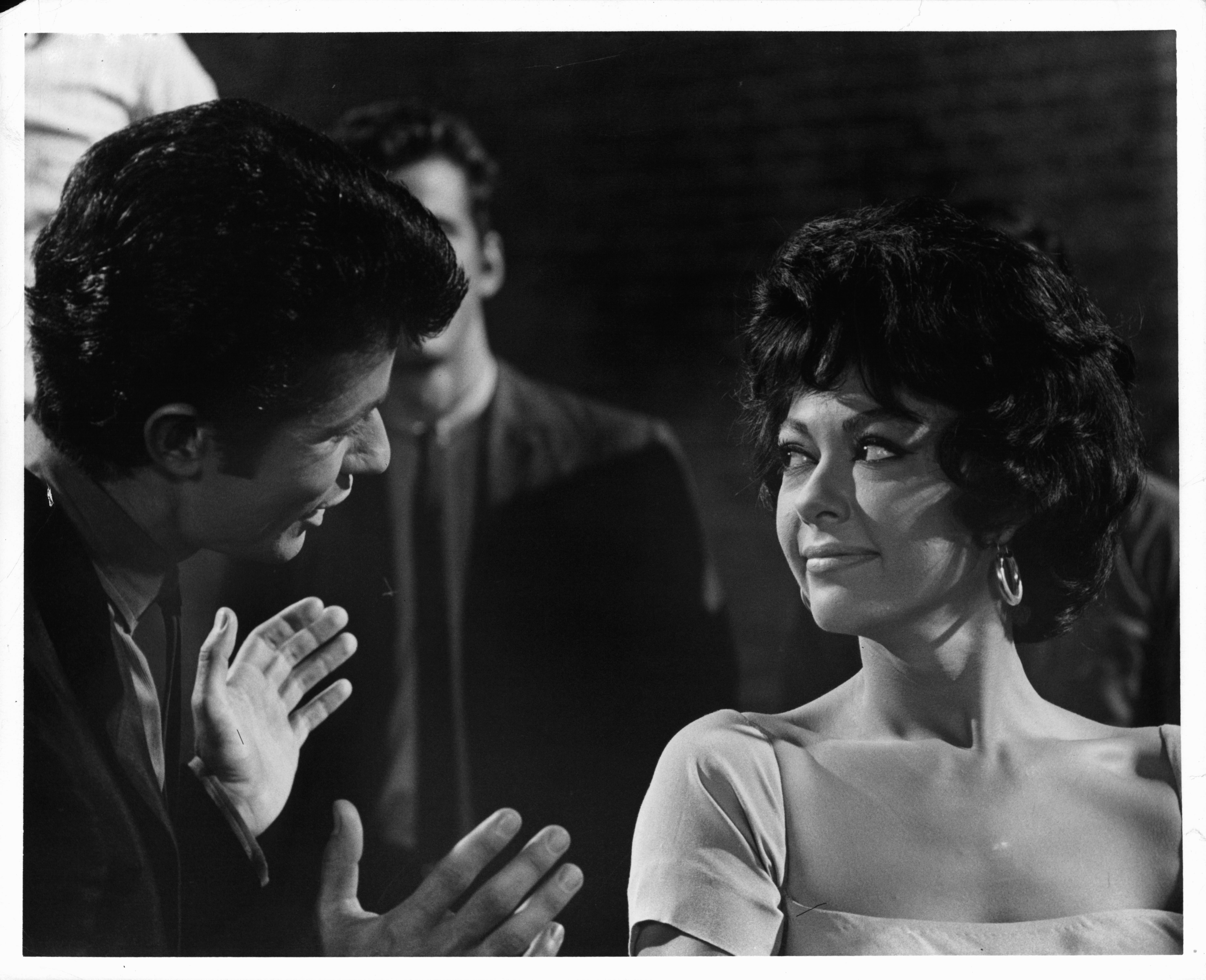 George Chakiris And Rita Moreno In 'West Side Story'