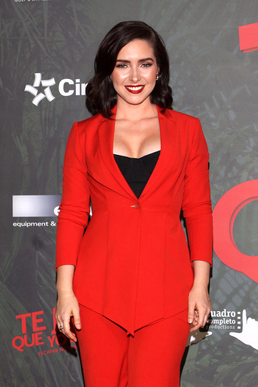 Ariadne Diaz Pics ariadne d�az cambia de look: ahora es rubia | people en espa�ol