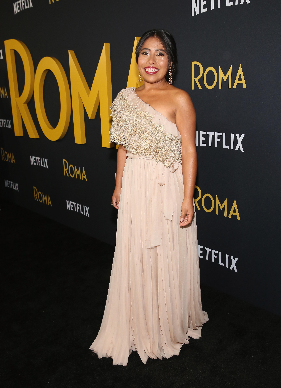 "Netflix ""Roma"" Premiere"