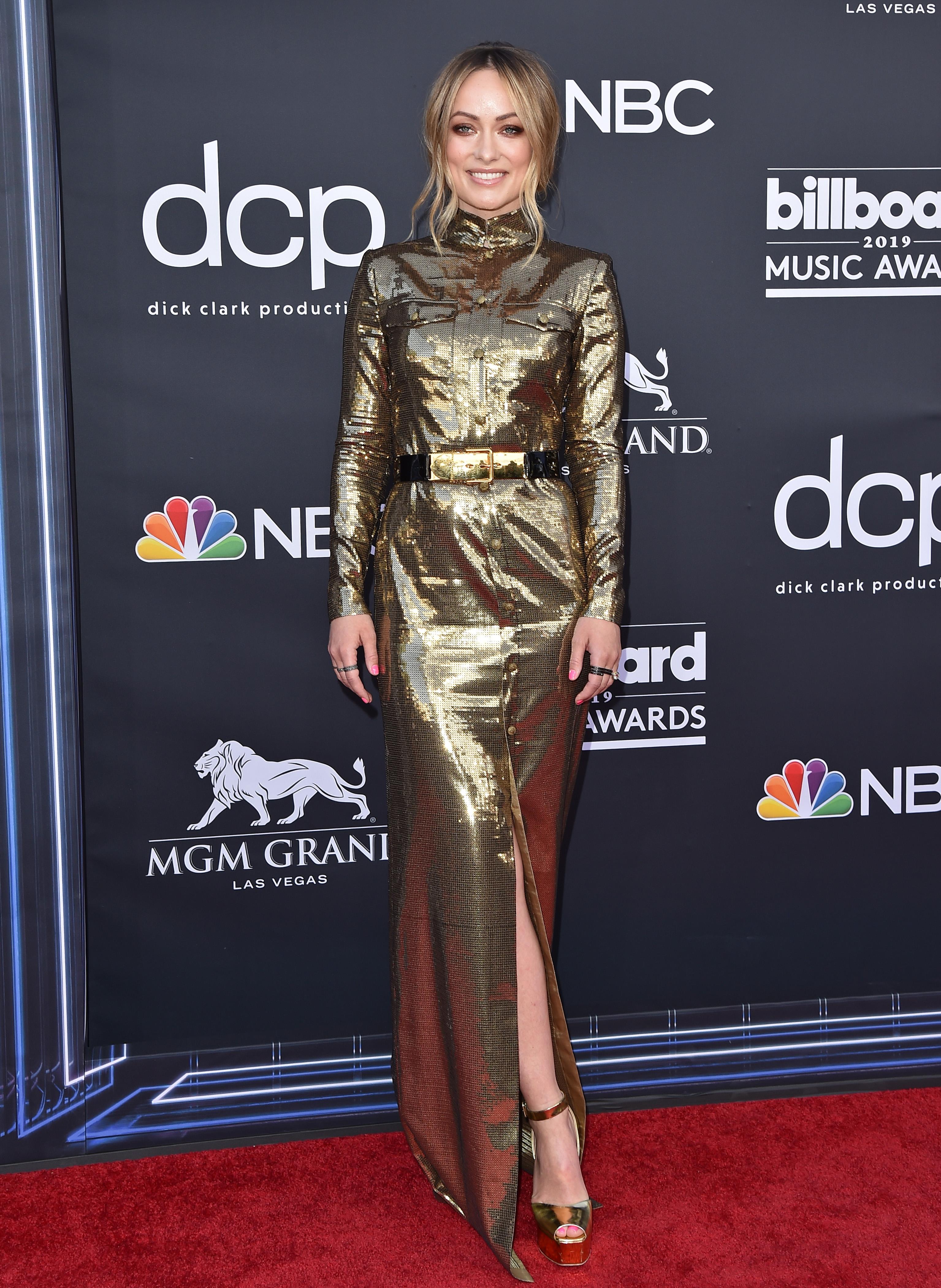 alfombra roja, vestido, red carpet, Billboard awards 2019, premios Billboard