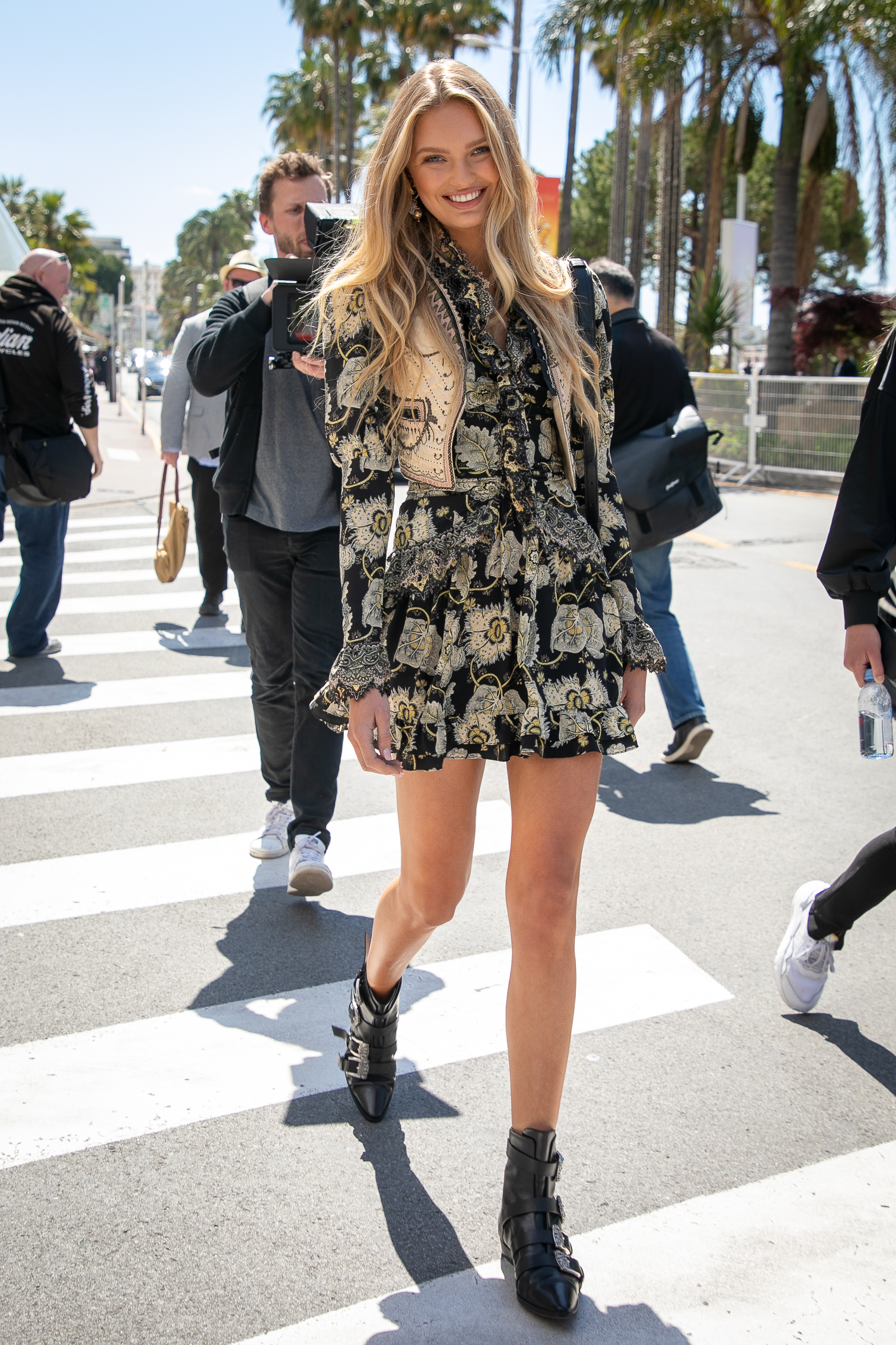 Celebrity Sightings At The 72nd Annual Cannes Film Festival - Day 2