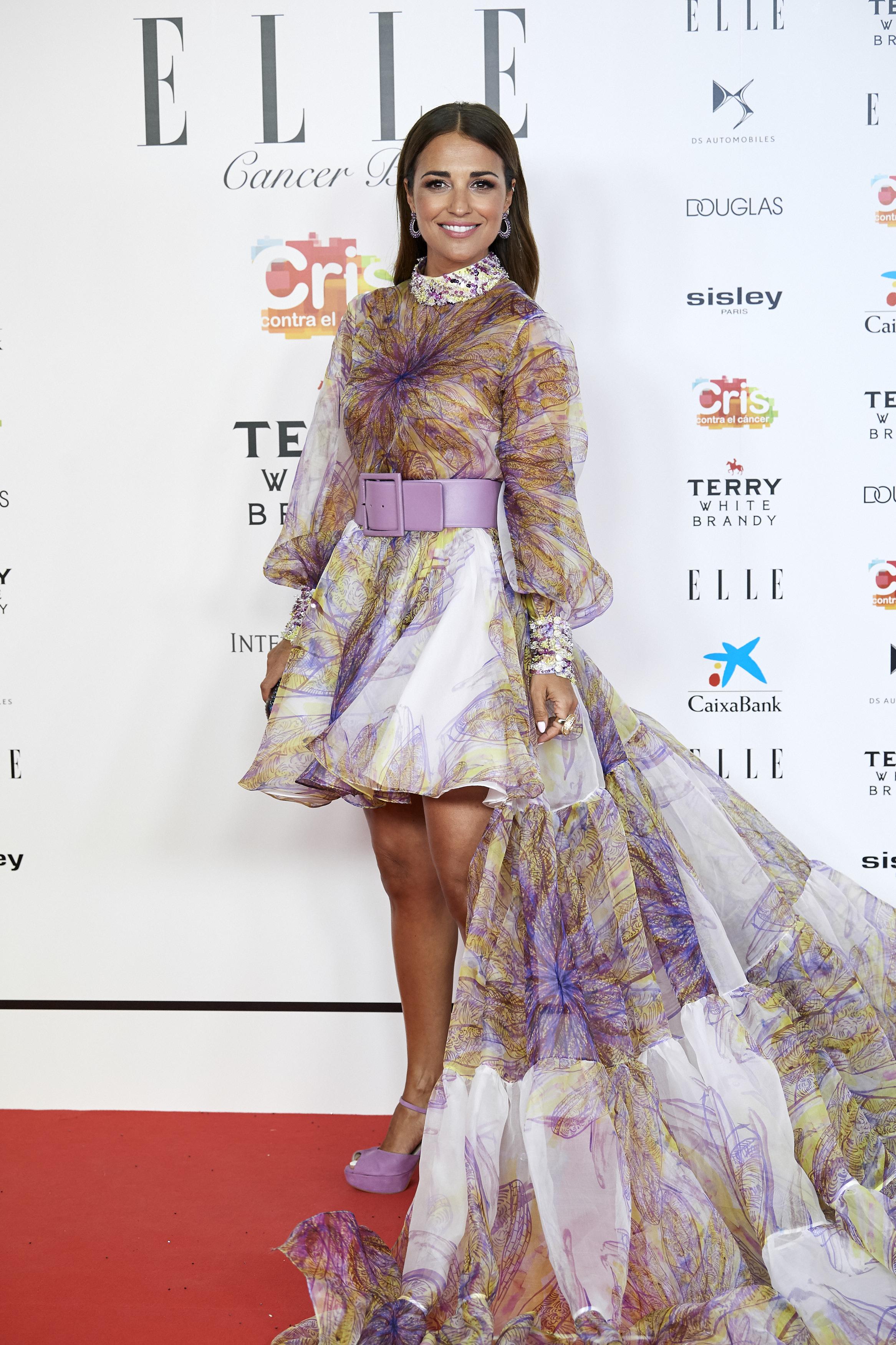 Paula Echeverria, looks, velvet
