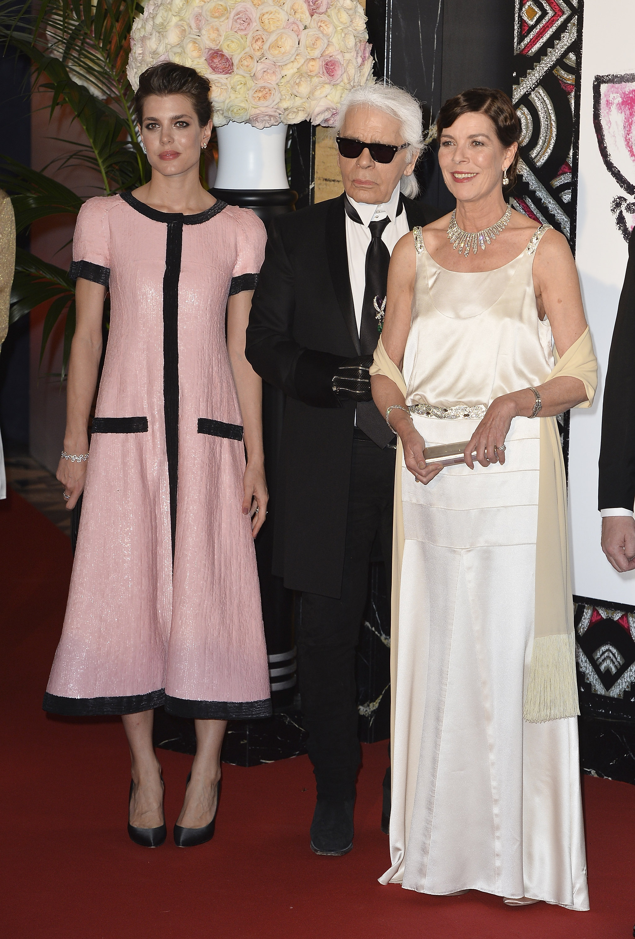 Rose Ball 2015 In Aid Of The Princess Grace Foundation In Monaco