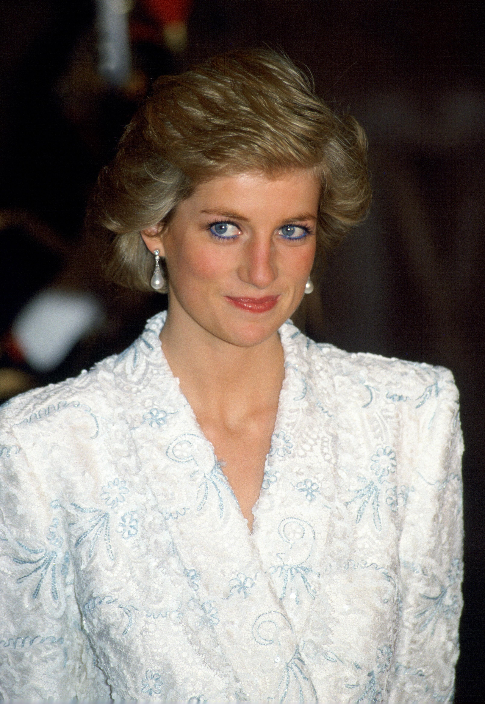 Lady Di, Diana, maquillaje