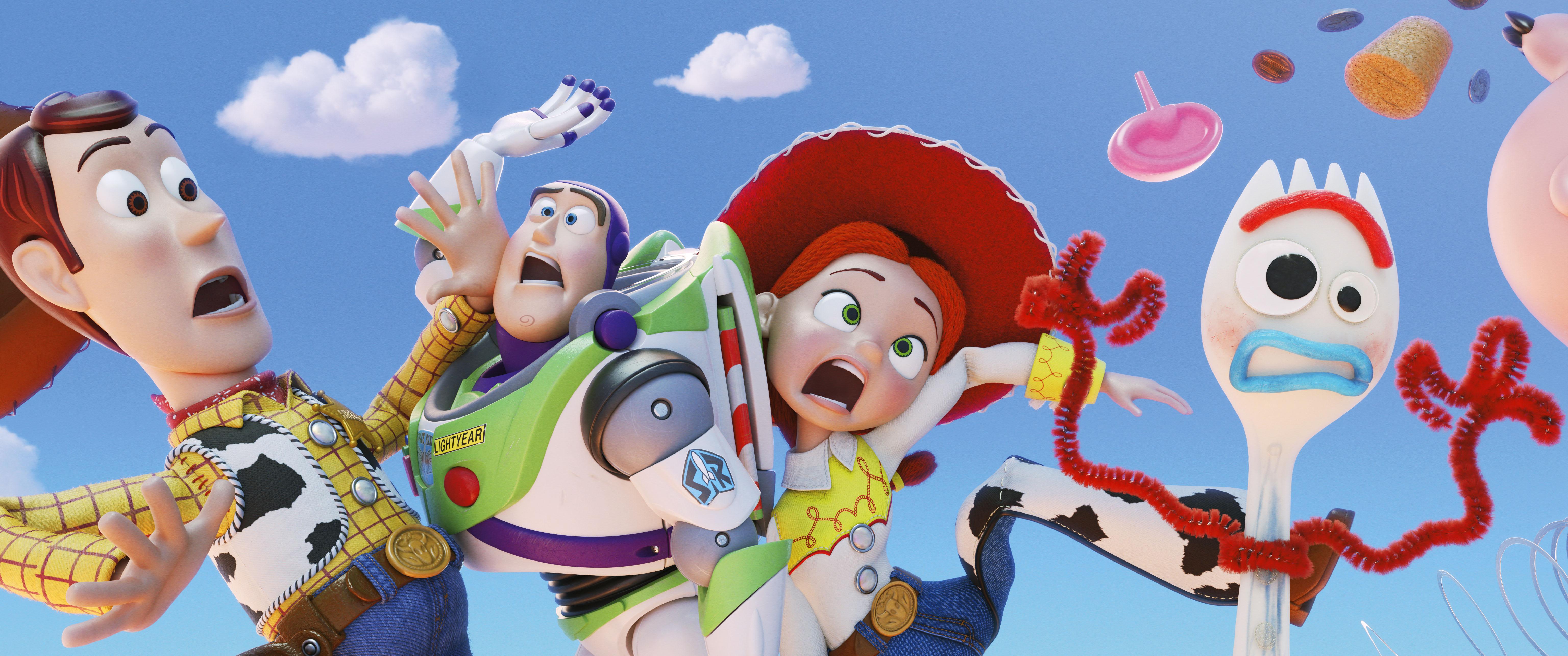 Toy Story 4 - La Lista - 4 - June/July 2019
