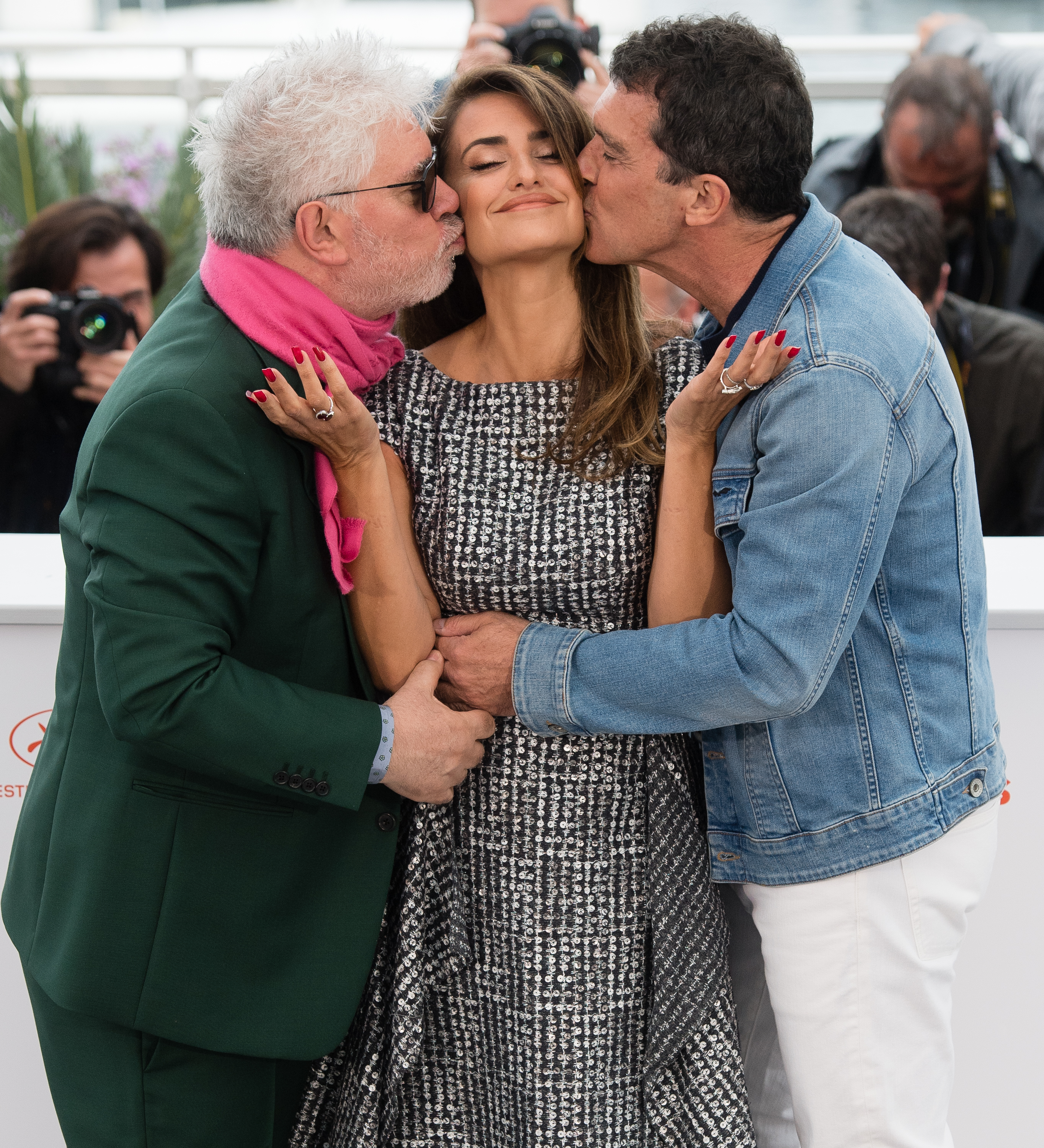"""""""Pain And Glory (Dolor Y Gloria/ Douleur Et Gloire)"""" Photocall - The 72nd Annual Cannes Film Festival"""