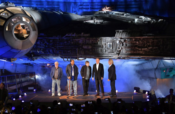 Star Wars: Galaxy's Edge AMY SUSSMAN/GETTY IMAGES