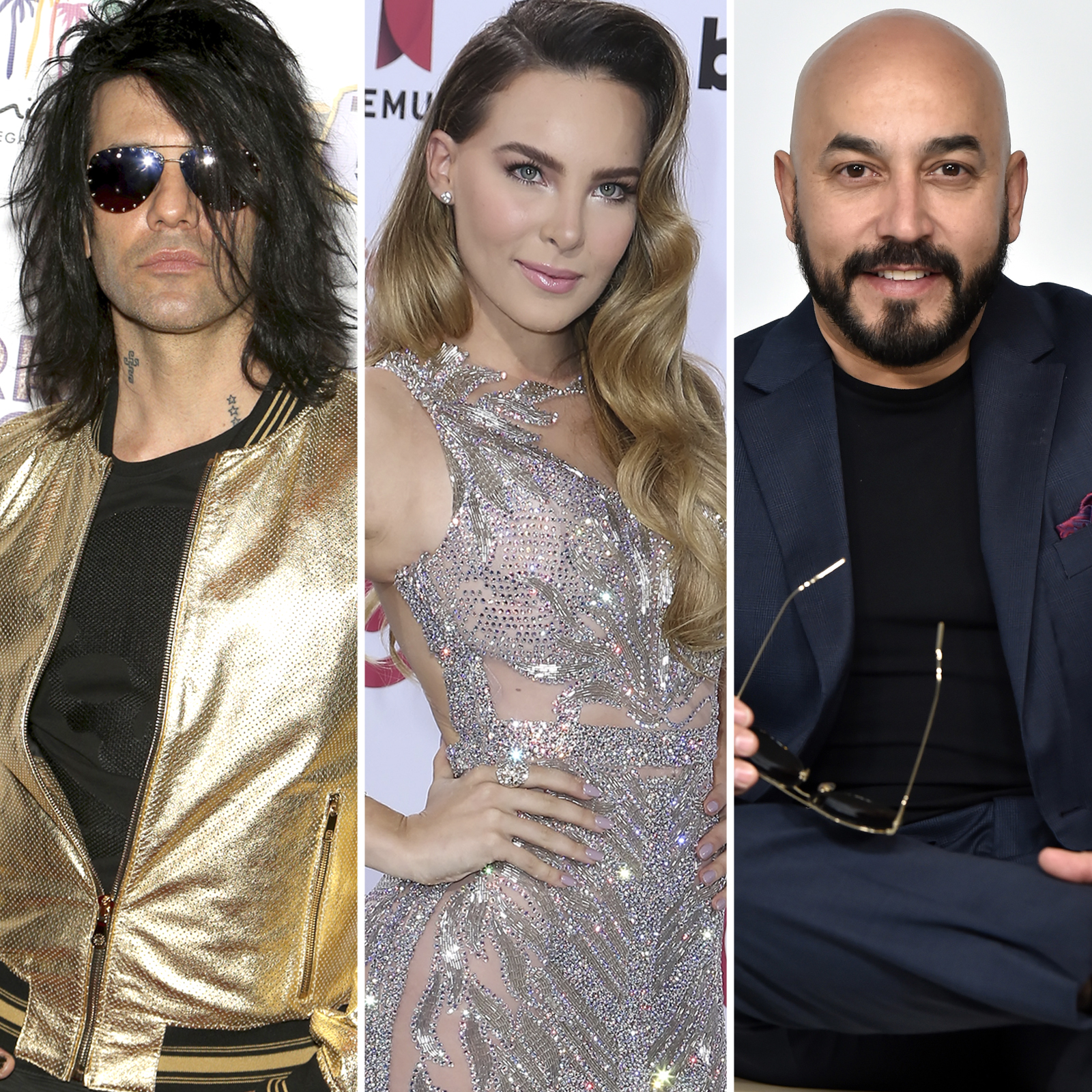 Criss Angel, Belinda y Lupillo Rivera