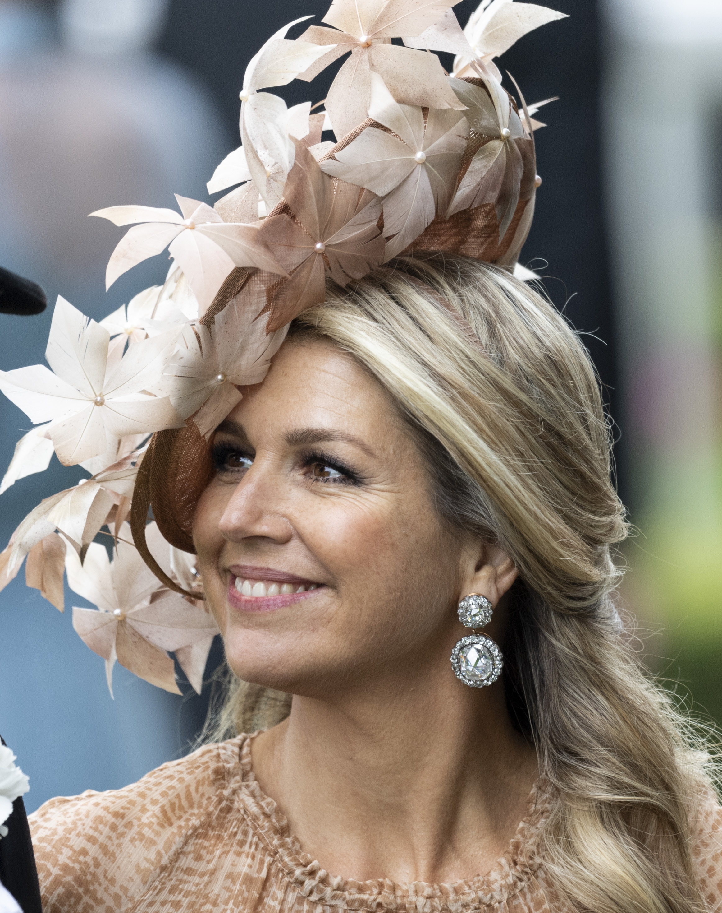 Reina Maxima de Holanda, looks, londres