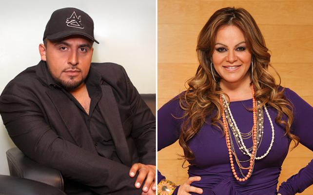 Juan Rivera y Jenni Rivera
