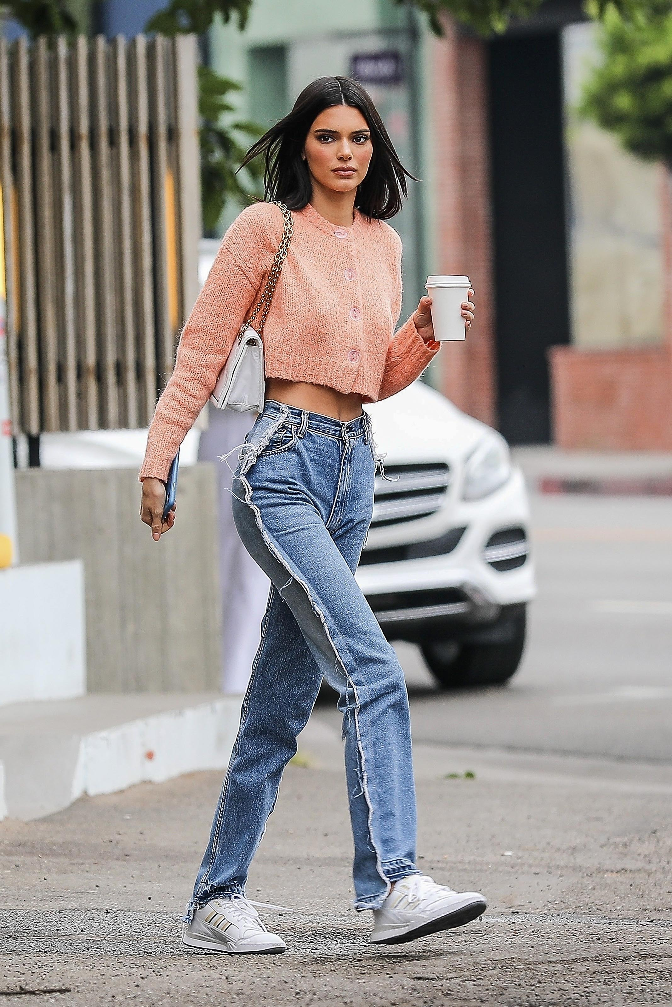 Kendall Jenner, look, streetstyle, hollywood