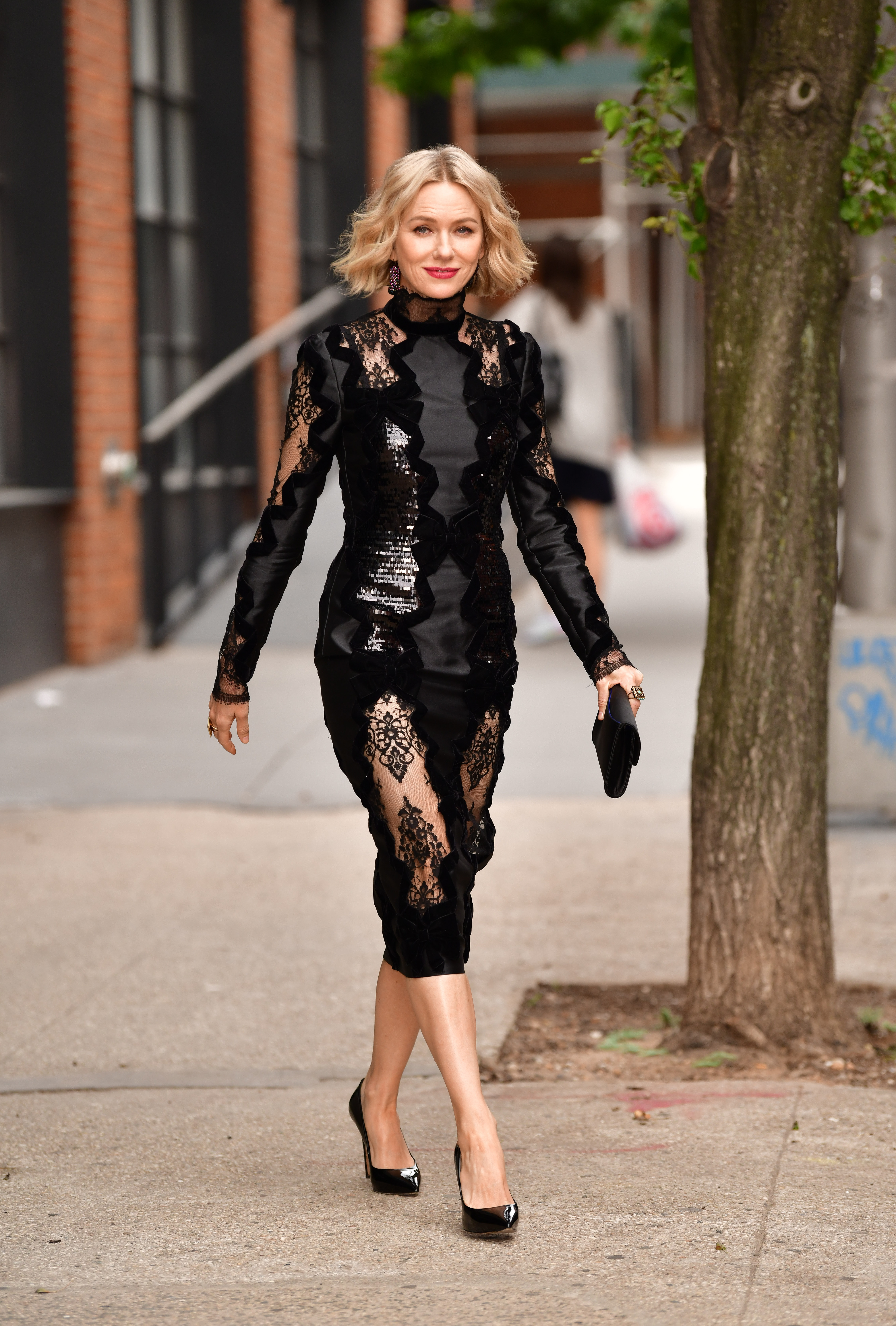 Naomi Watts, look, new york