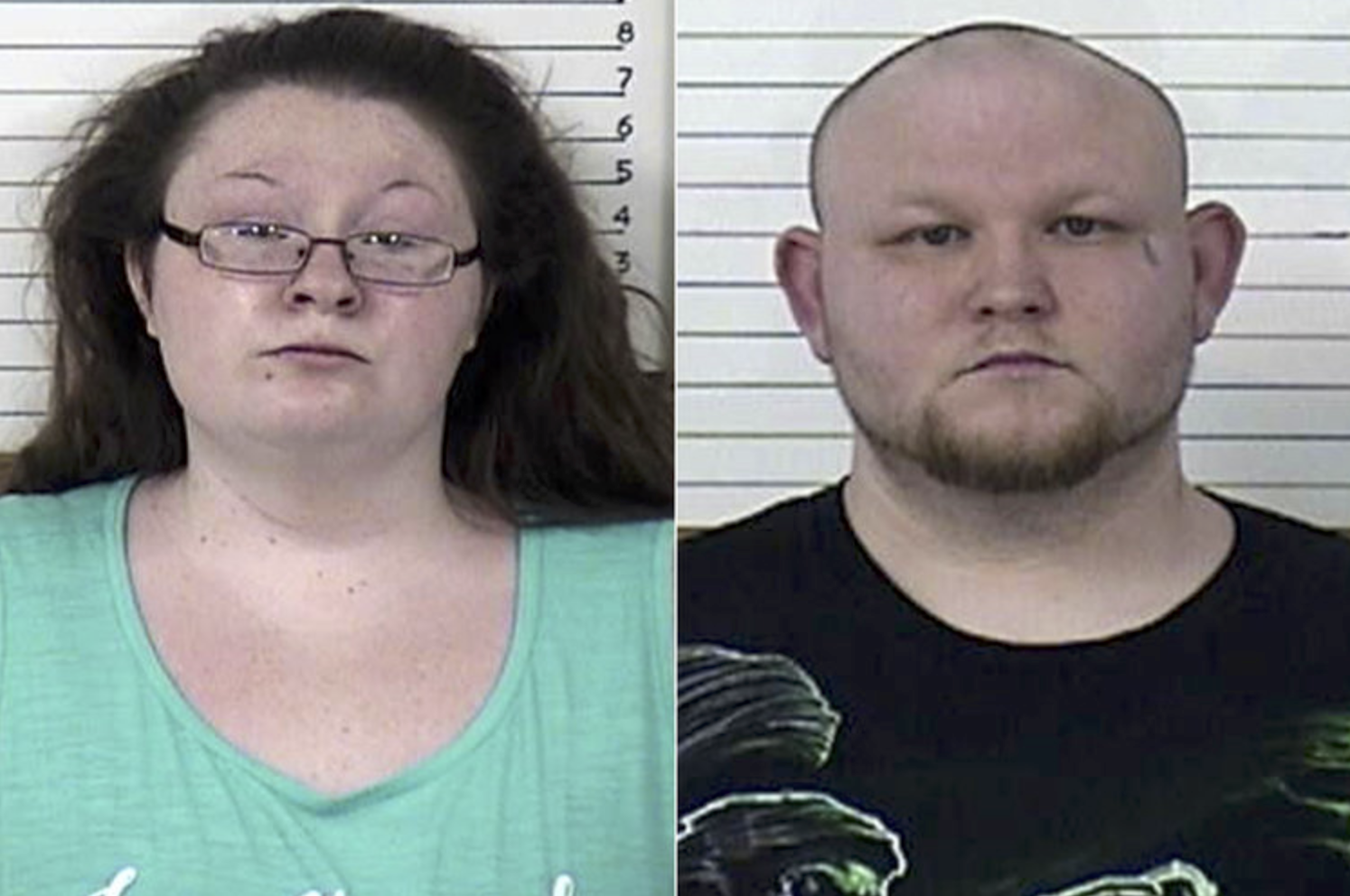 Steven Douglas Crook Jr., Kendra Hoover, Bloomfield