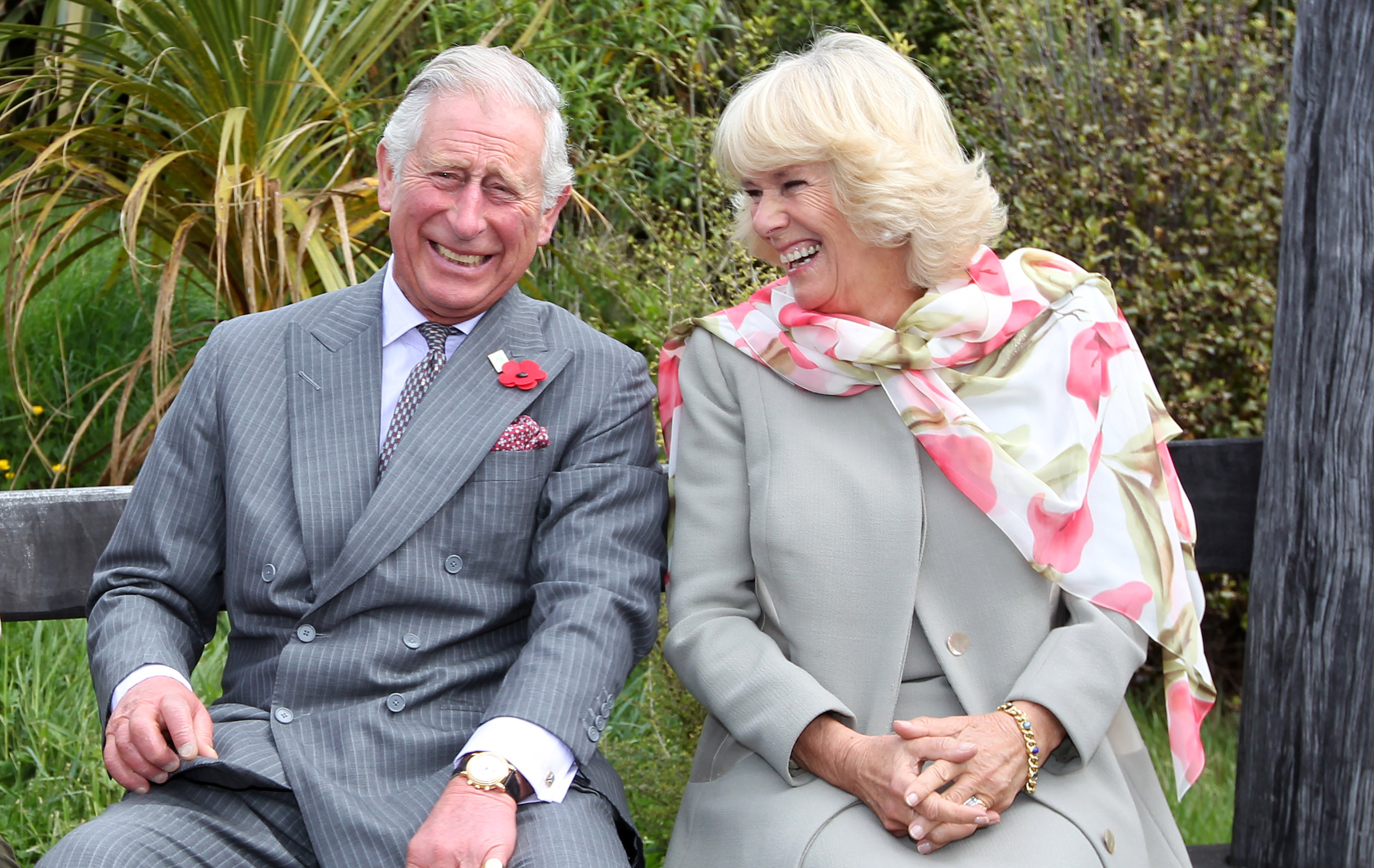 The Prince Of Wales & Duchess Of Cornwall Visit New Zealand - Day 2
