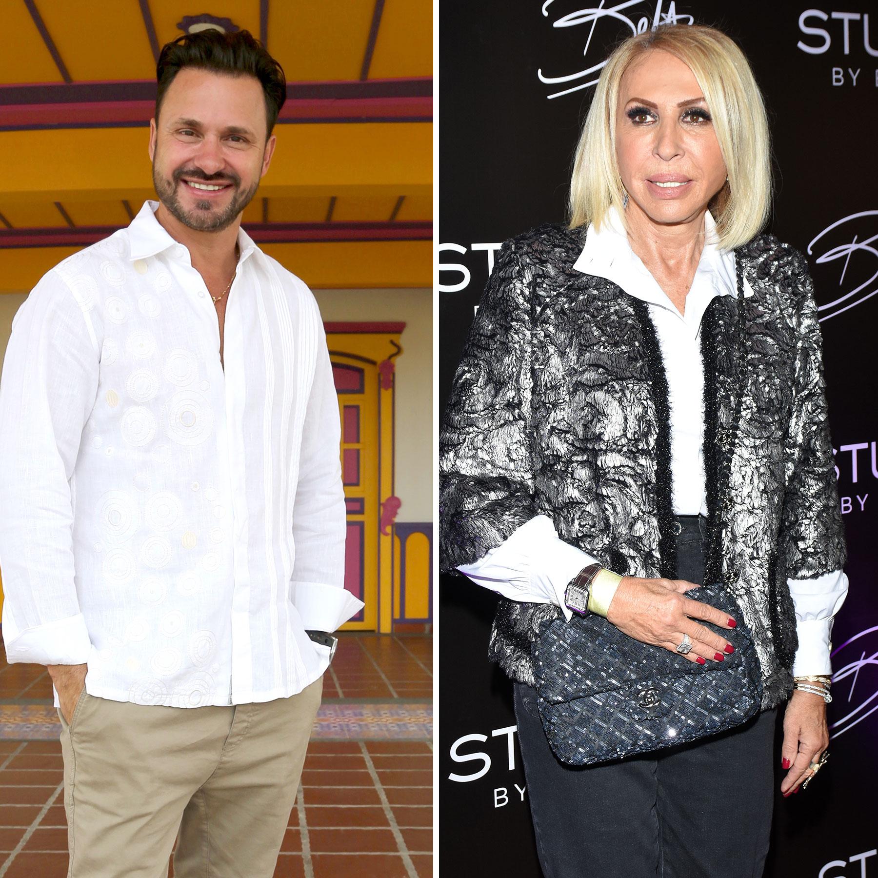 Cristian Suarez, Laura Bozzo