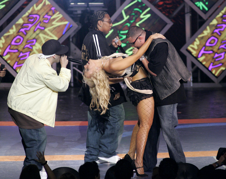 2005 Premios Juventud Awards - Show