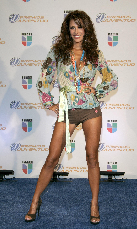 Univision's Premios Juventud Awards - Press Room