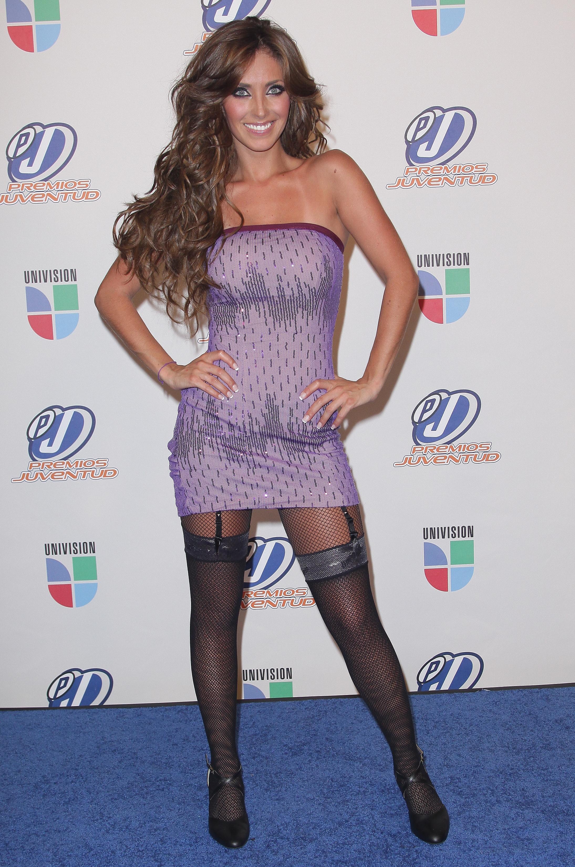 Univisions 2009 Premios Juventud - Press Room