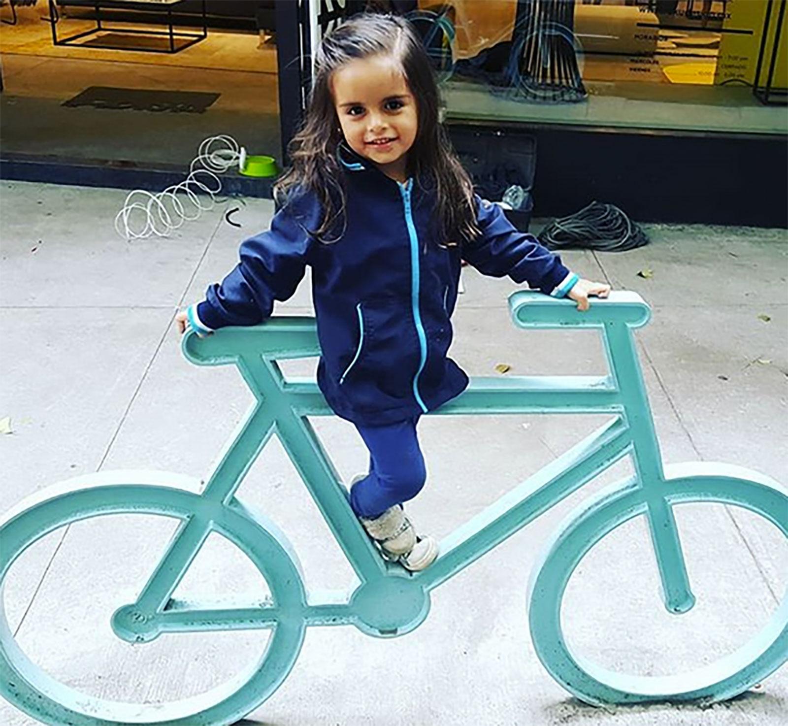 Tania Ruiz Eichelmann, Hija