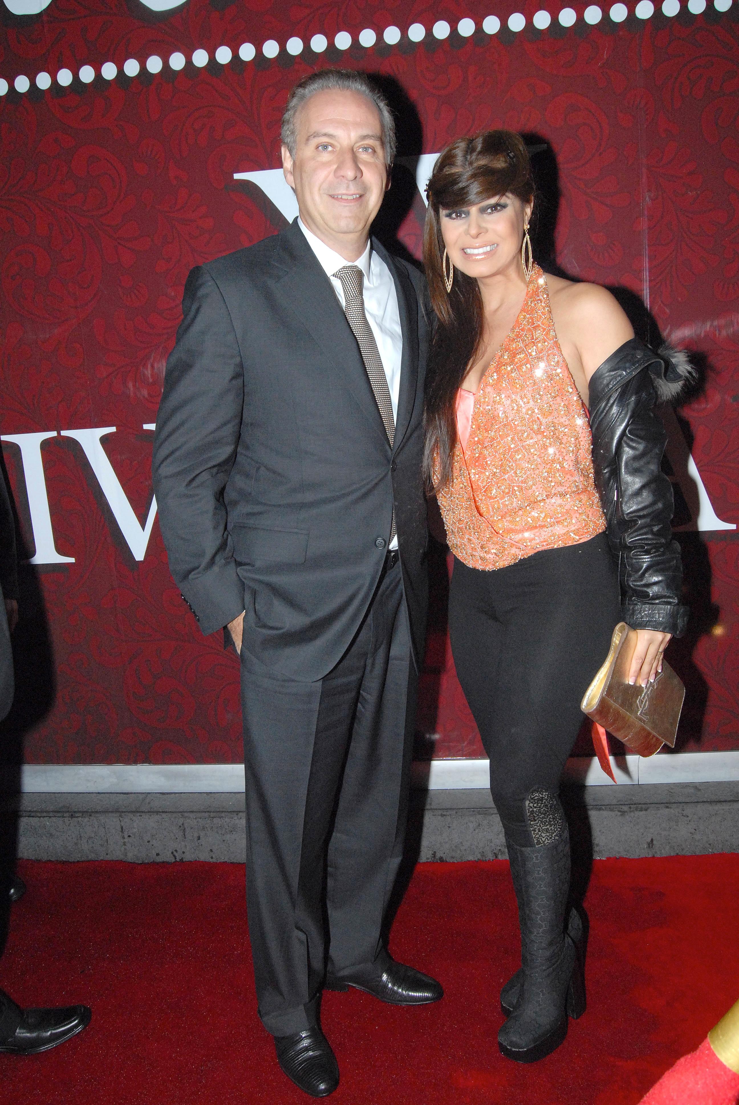 Yadhira Carrillo y Juan Collado