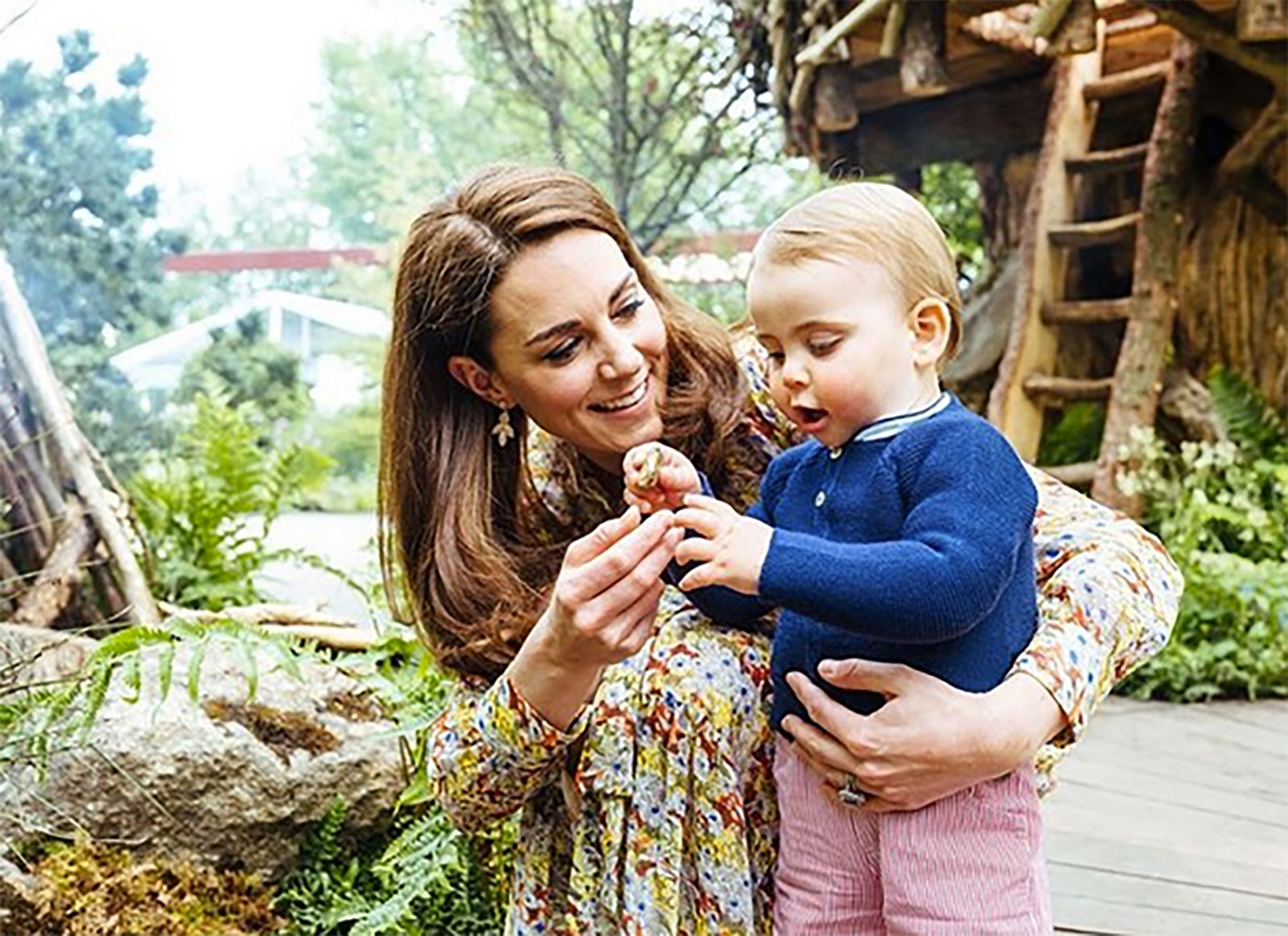 Kate Middleton, príncipe louis