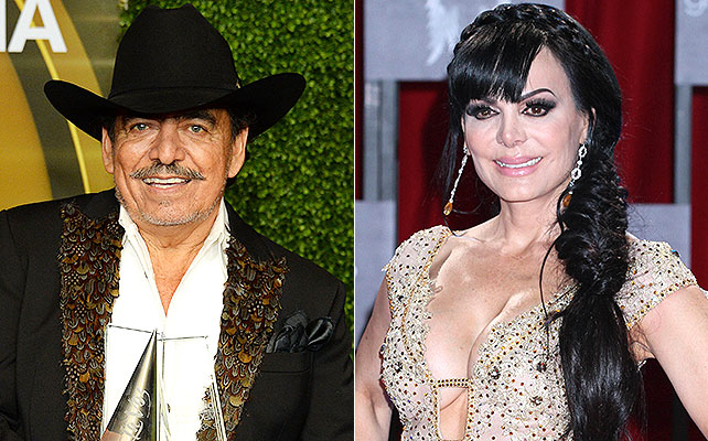 Joan sebastian, maribel guardia,