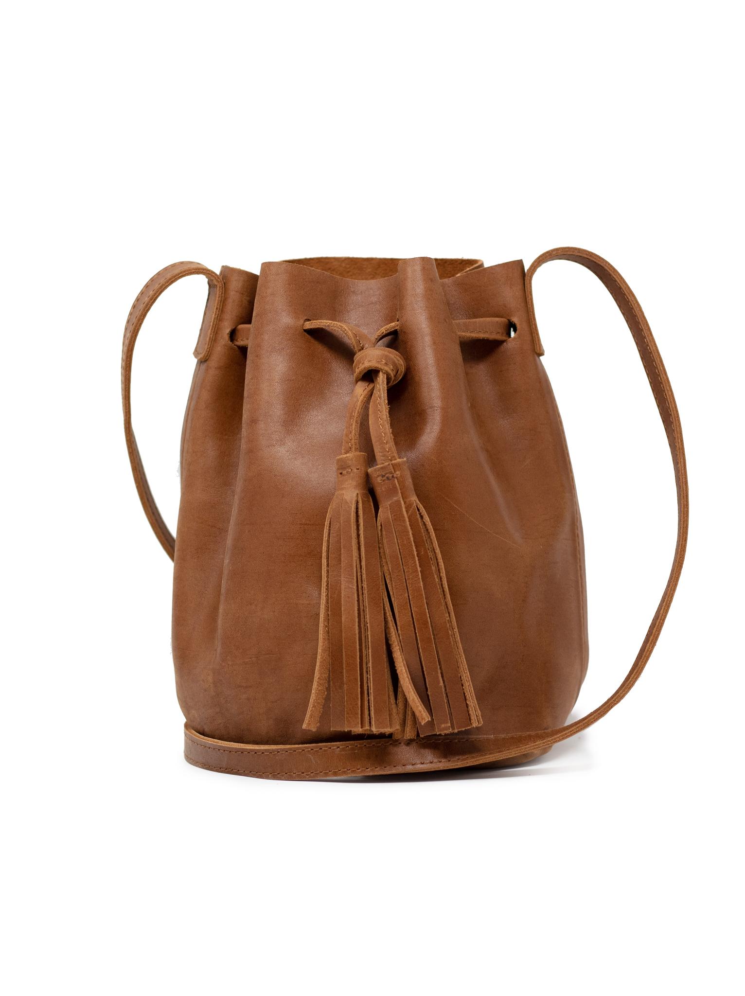 F19_Maria Bucket Bag_Chestnut