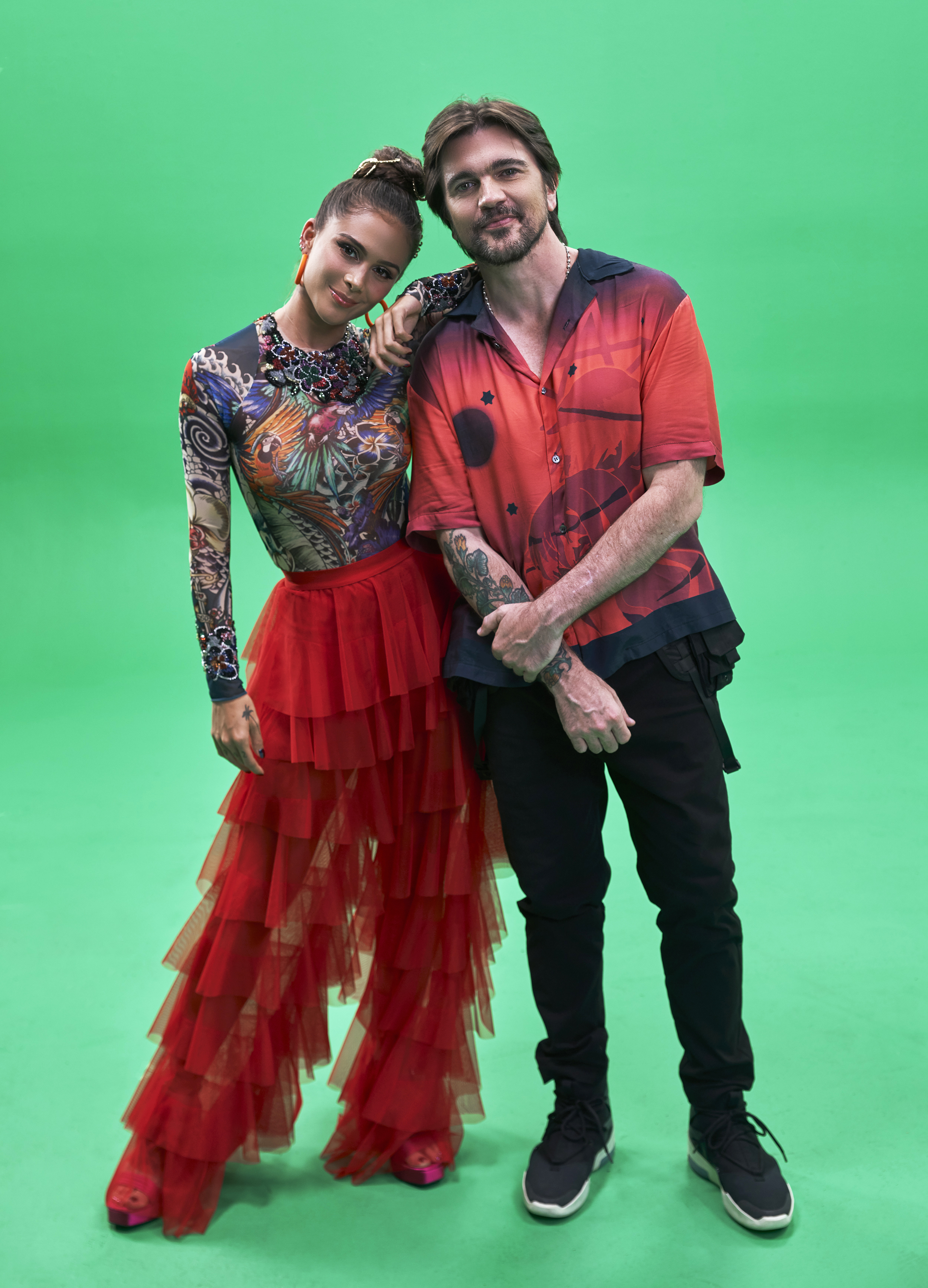 Greeicy & Juanes