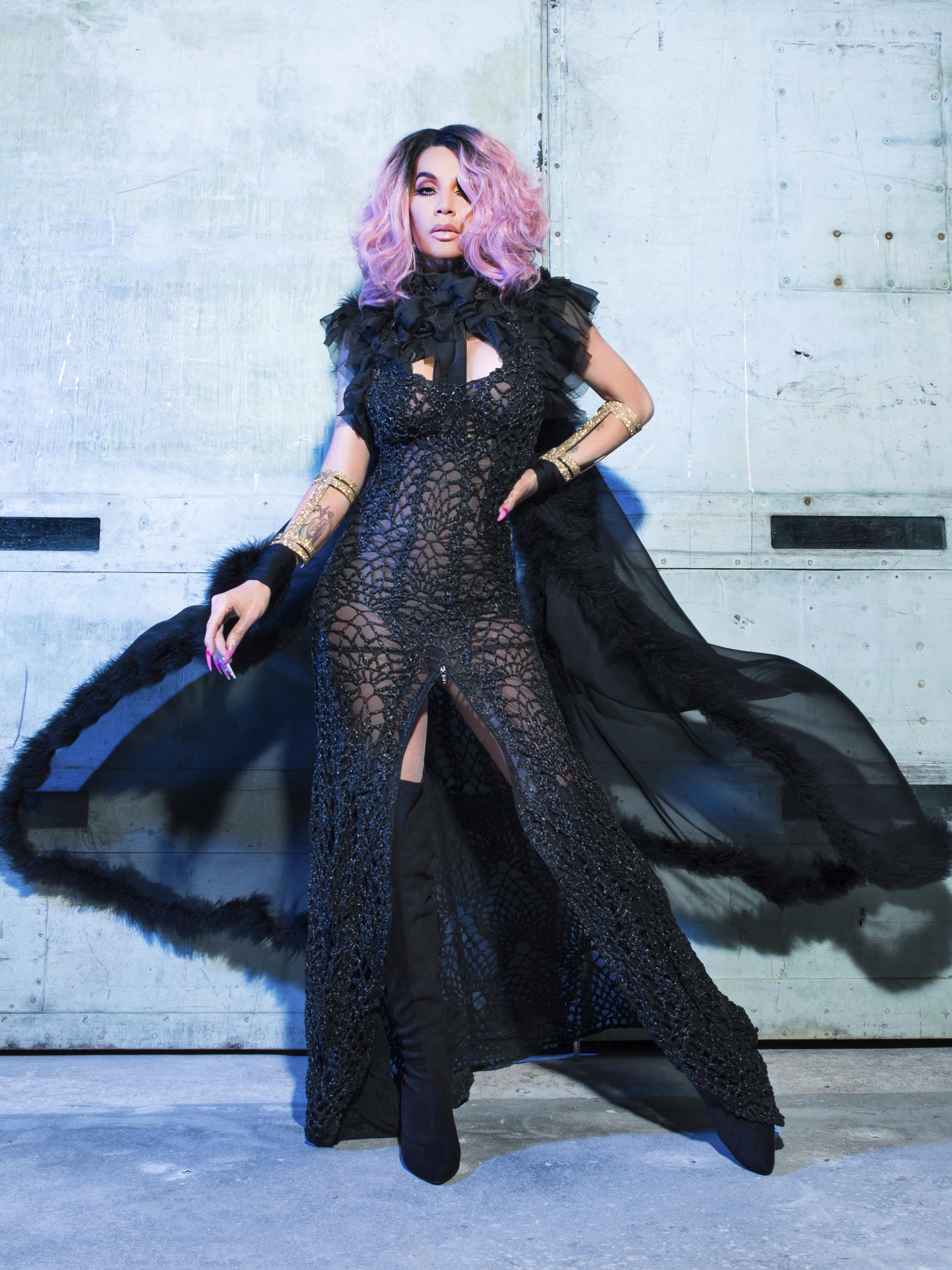 Ivy Queen - Poderosas - April 2019