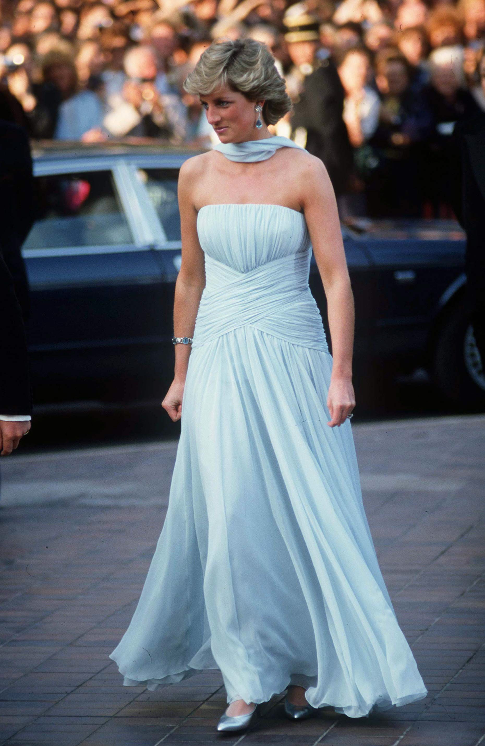 Diana Cannes Catherine Walker Dress