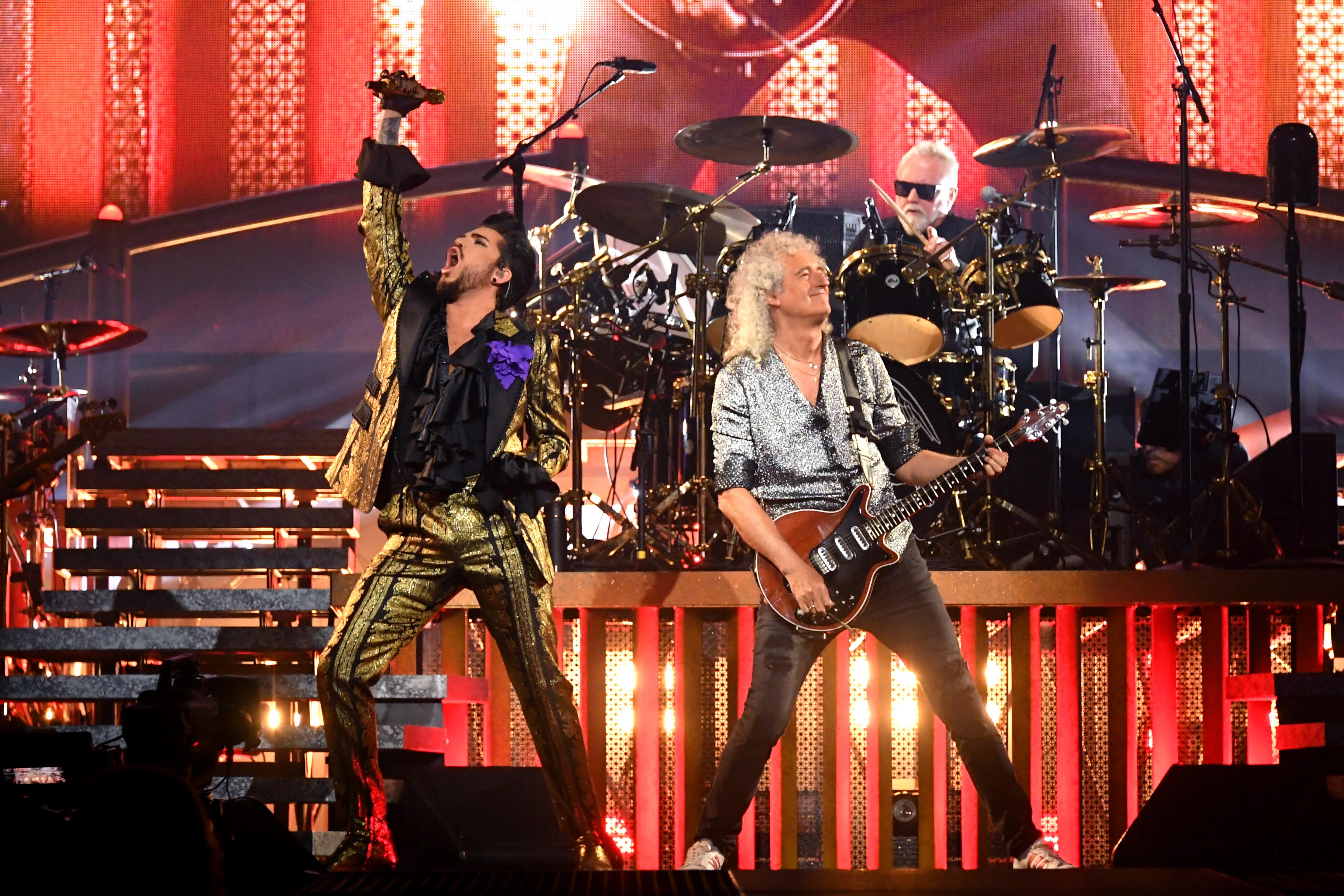 Queen concierto MSG nueva york