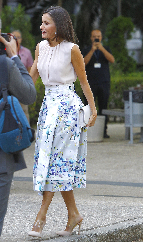 Reina Letizia, looks, españa