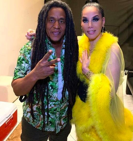 Ivy Queen y Tego Calderón