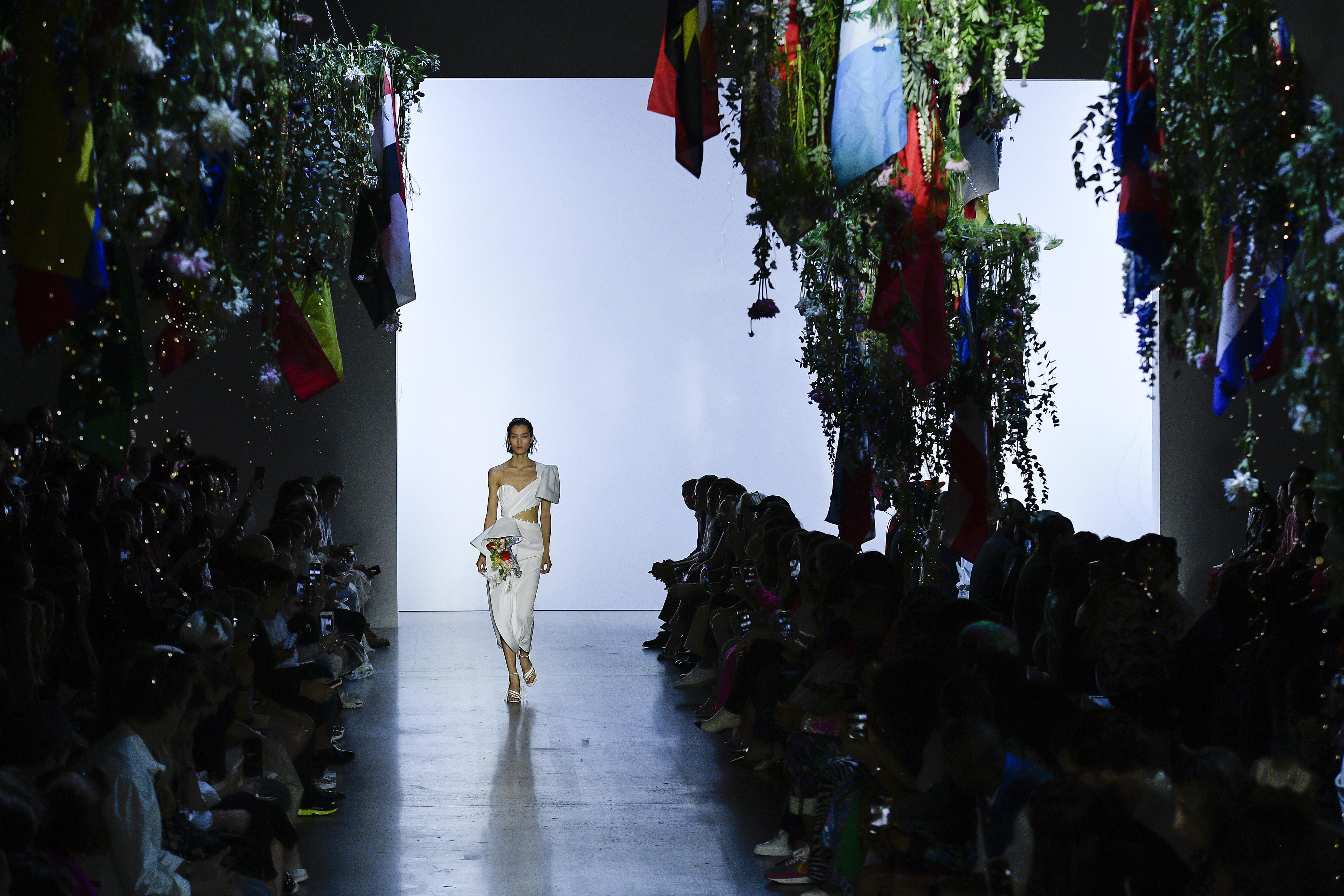 Prabal Gurung, desfile, show, new york fashion week
