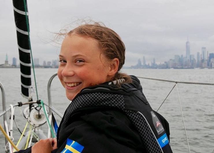 Greta Thunberg8