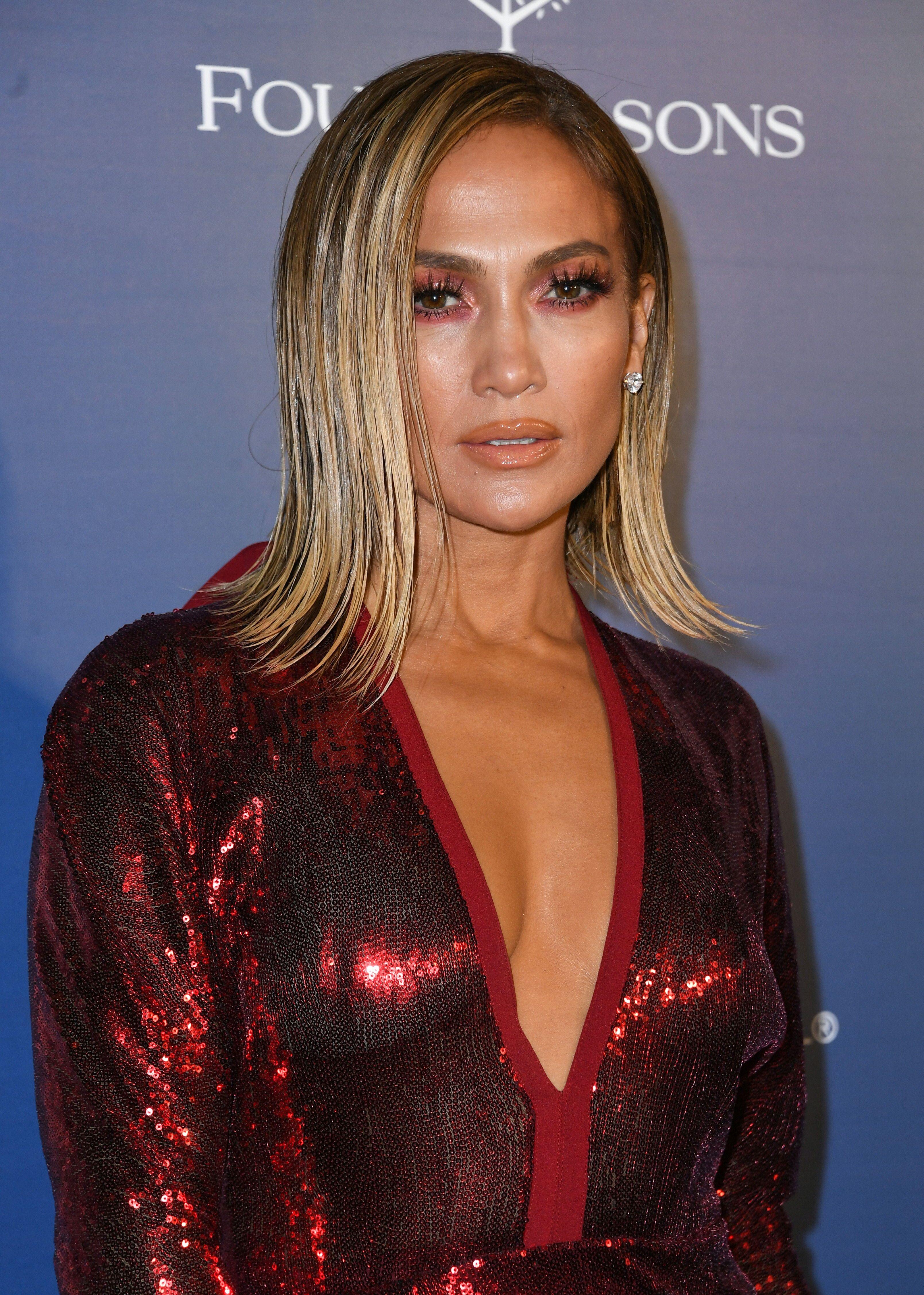 Jennifer Lopez, look, bob, nuevo corte, Jlo