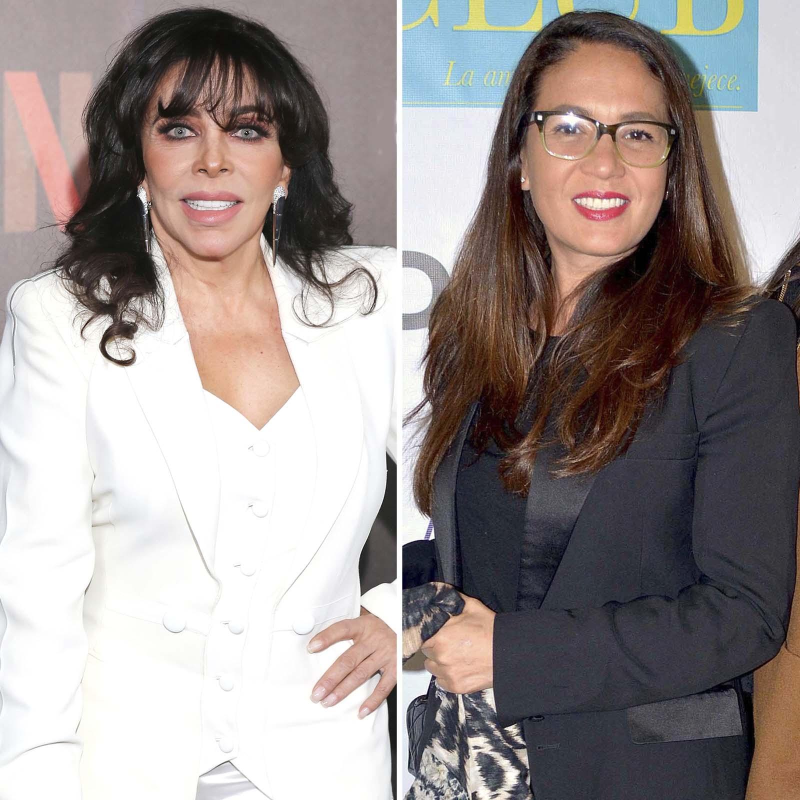 Verónica Castro_Yolanda Andrade