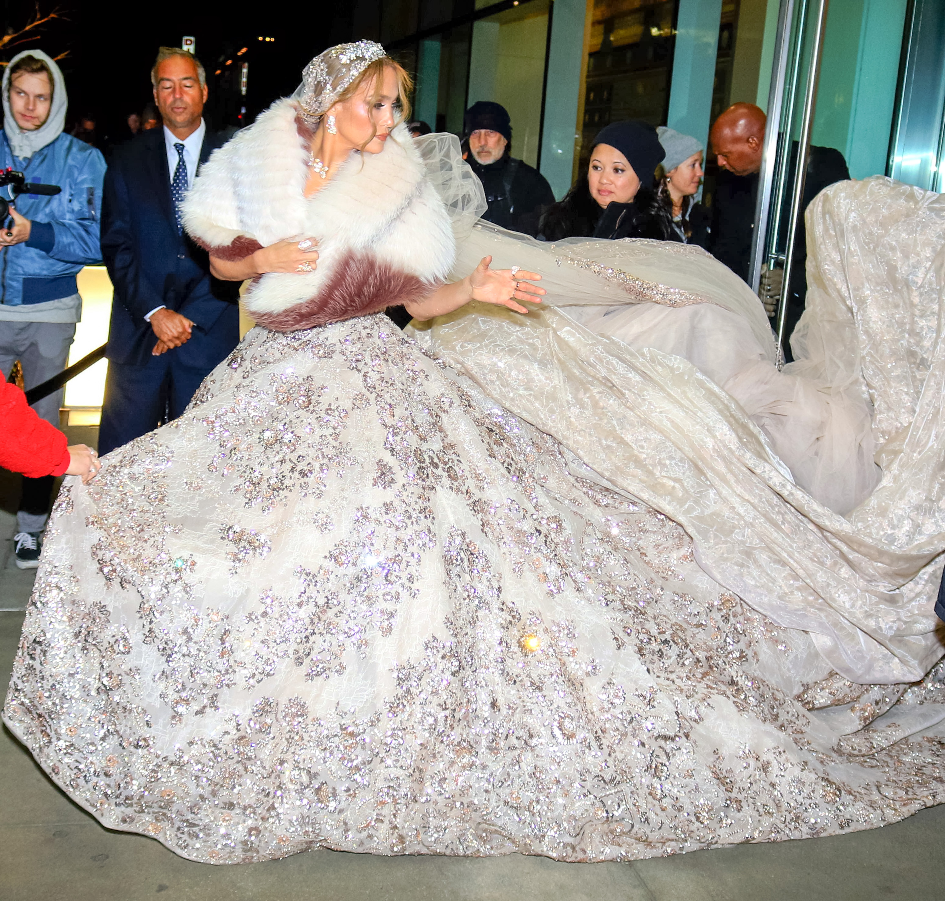Jennifer Lopez, jlo, vestido, novia, pelicula, marry me