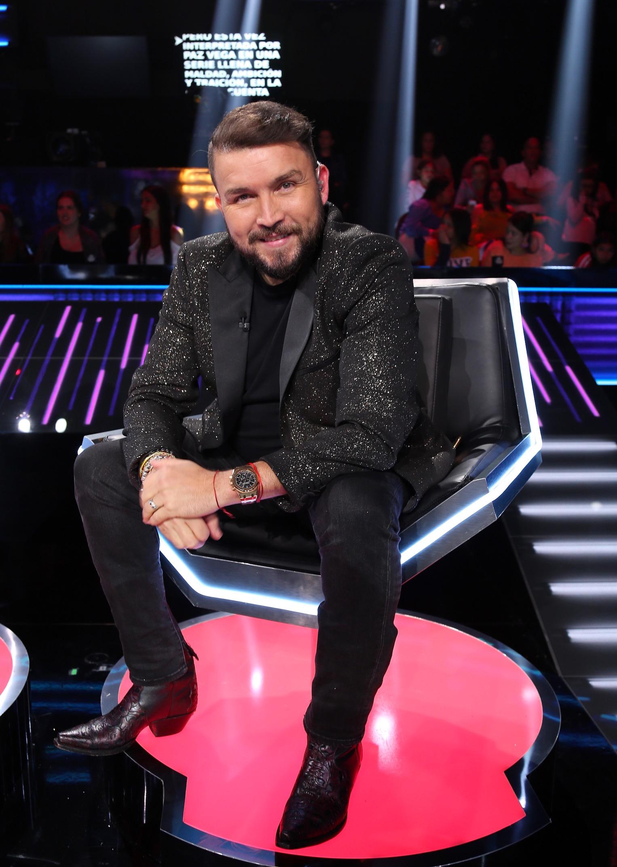 Poncho Lizárraga de la Banda El Recodo fue el invitado de la semana en Reina de la canción