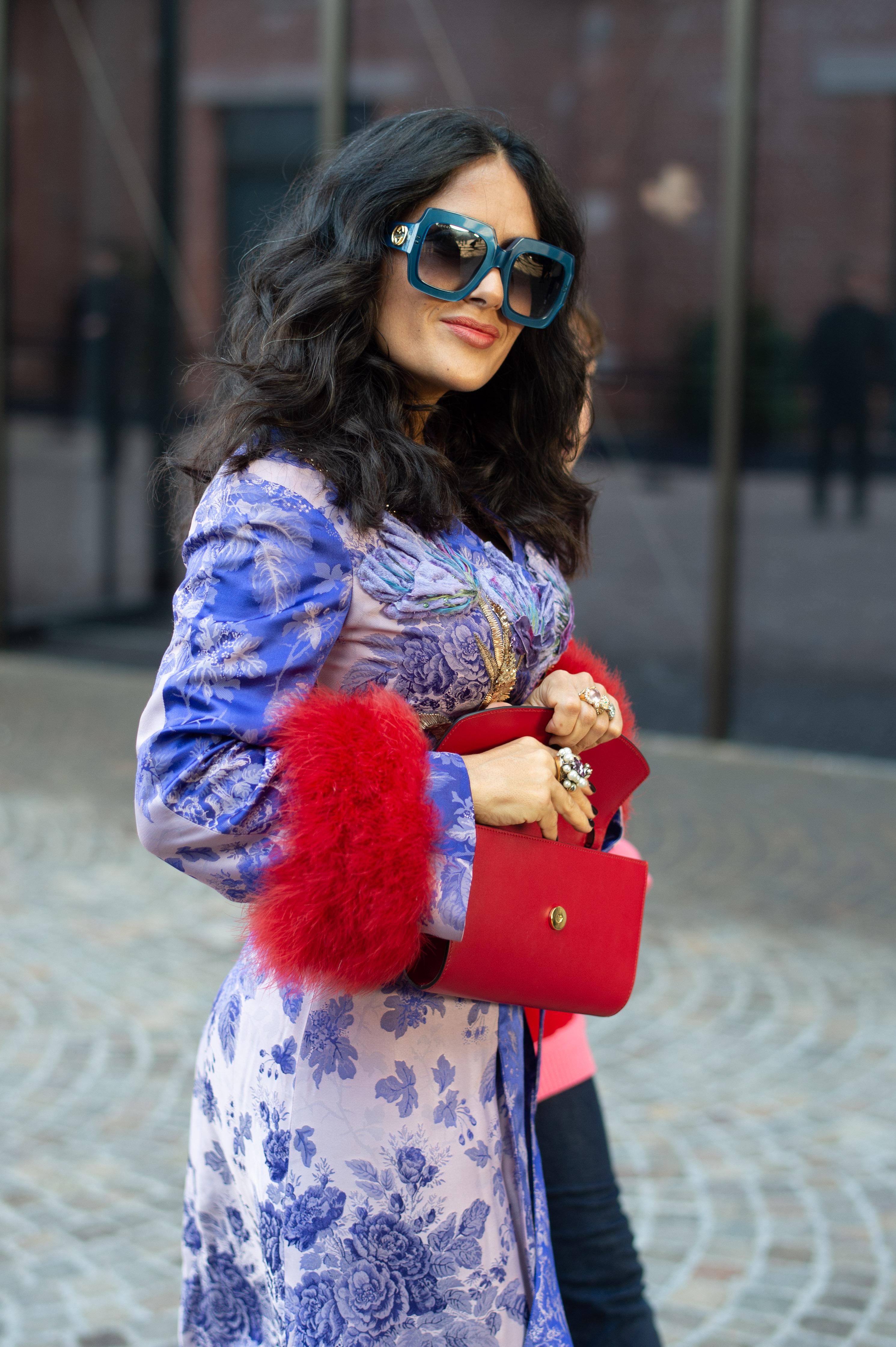 Gucci - Arrivals: Milan Fashion Week Autumn/Winter 2019/20