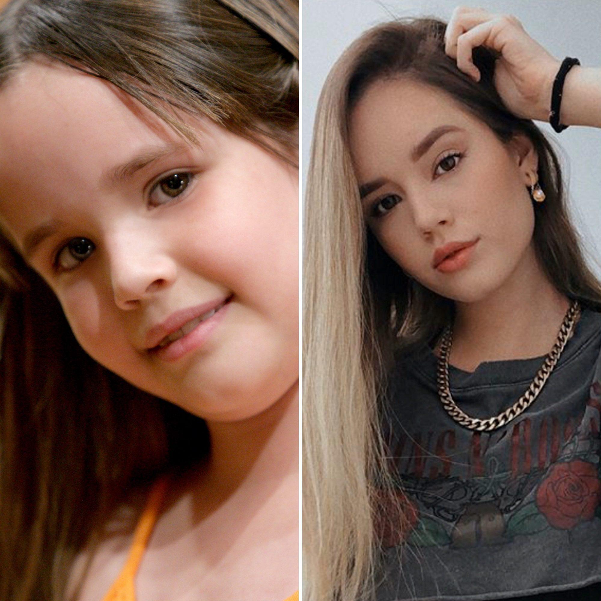 Cuidado Con El Aacute Ngel As Iacute Luce Ahora La Hija De William Levy People En Español