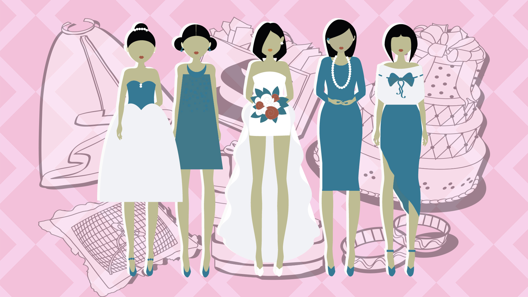The Best Bridal Shower And Bachelorette Party Ideas Real Simple